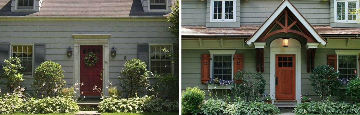 Incredible Home Exterior Makeovers