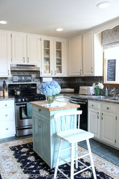 9 Budget Friendly Ideas to Brighten Up Your Kitchen ...