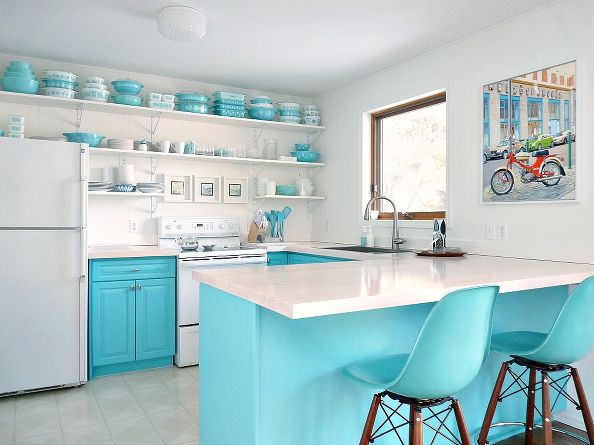 Kitchen Ideas Turquoise delighful kitchen ideas turquoise best 10 accents on pinterest