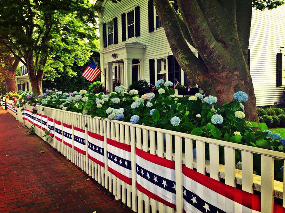 Edgartown 4th July