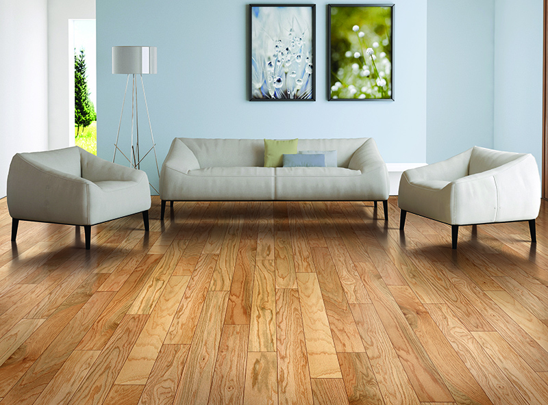 How To Care For Your Hardwood Floors During The Summer Months