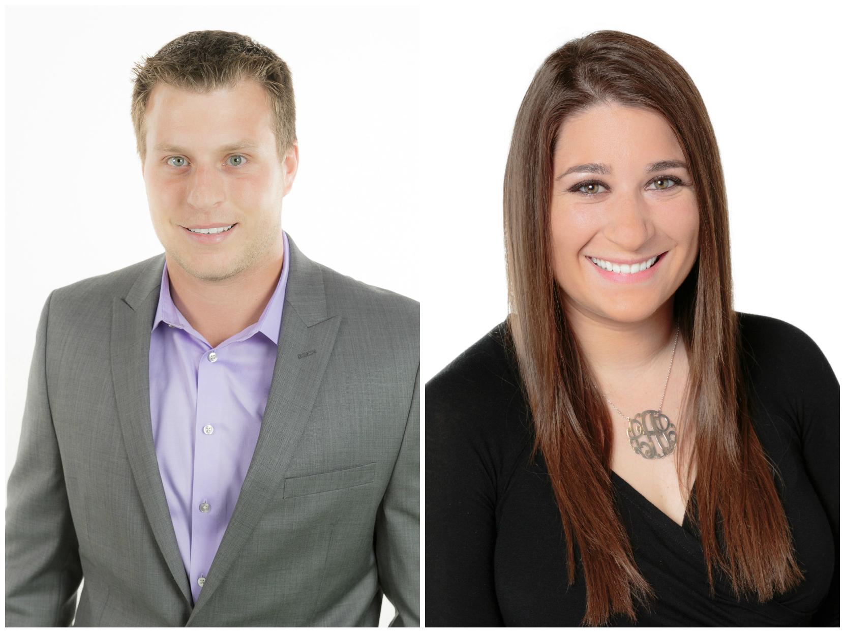 Jimmy Hammel and Lindsay Listanski