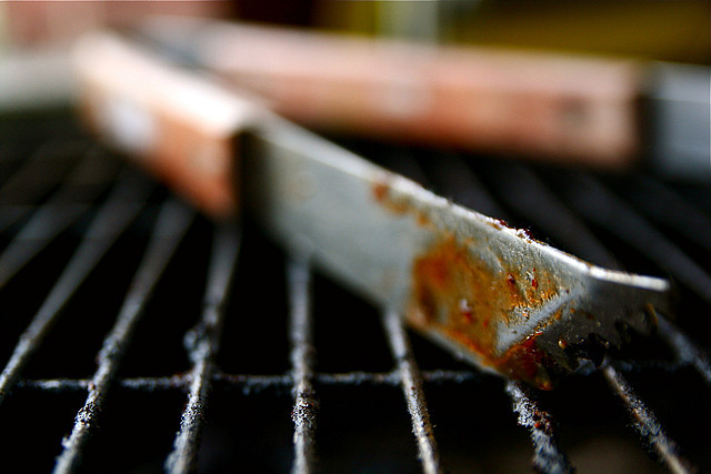 Barbecue Grill - Flickr/Steven Depolo