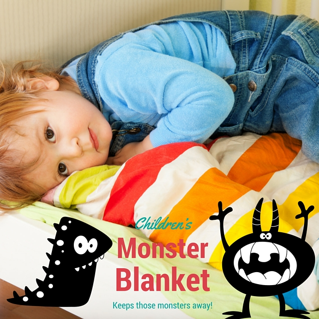 Monster Blanket