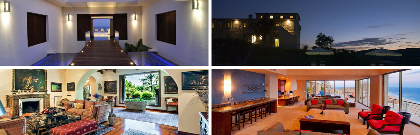 4 Homes That Should Be in the New James Bond Movie