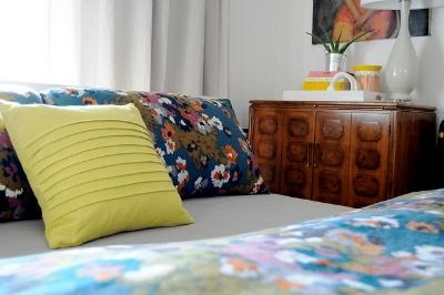 Cozy Bedroom No Clutter