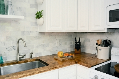 Home Improvement on a Budget: Kitchen