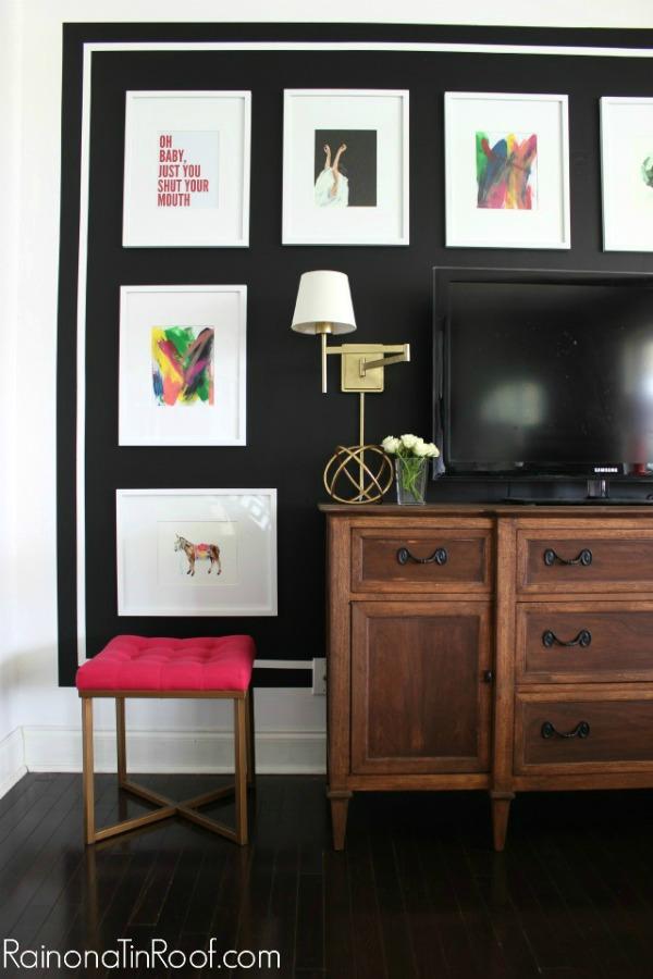 9 Unique Ways To Decorate Boring Blank Walls Concierge