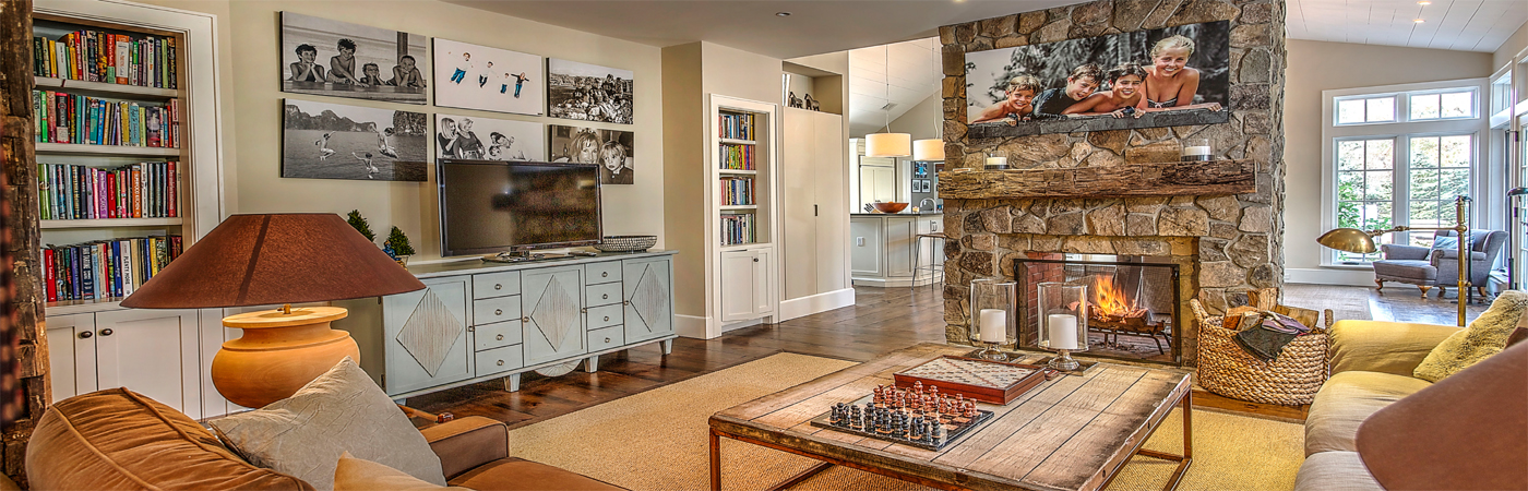Home of the Week: A Cozy Family Retreat in Mendham, NJ