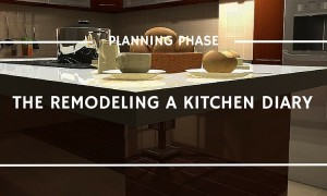 The Remodeling a Kitchen Diary