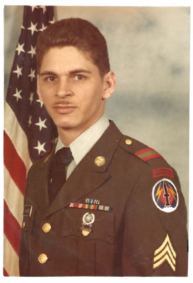 "This is my cousin who served in the US Army from Jan 1979 - Jun 1992 in Ft. Jackson, South Carolina, Ft. Lee, Virginia, Korea Ft. Polk Louisiana, Germany, Ft. Hood Texas, Hawaii.  Thank you for your service!"" - Marlene Fernandez, Coldwell Banker Real Estate LLC"