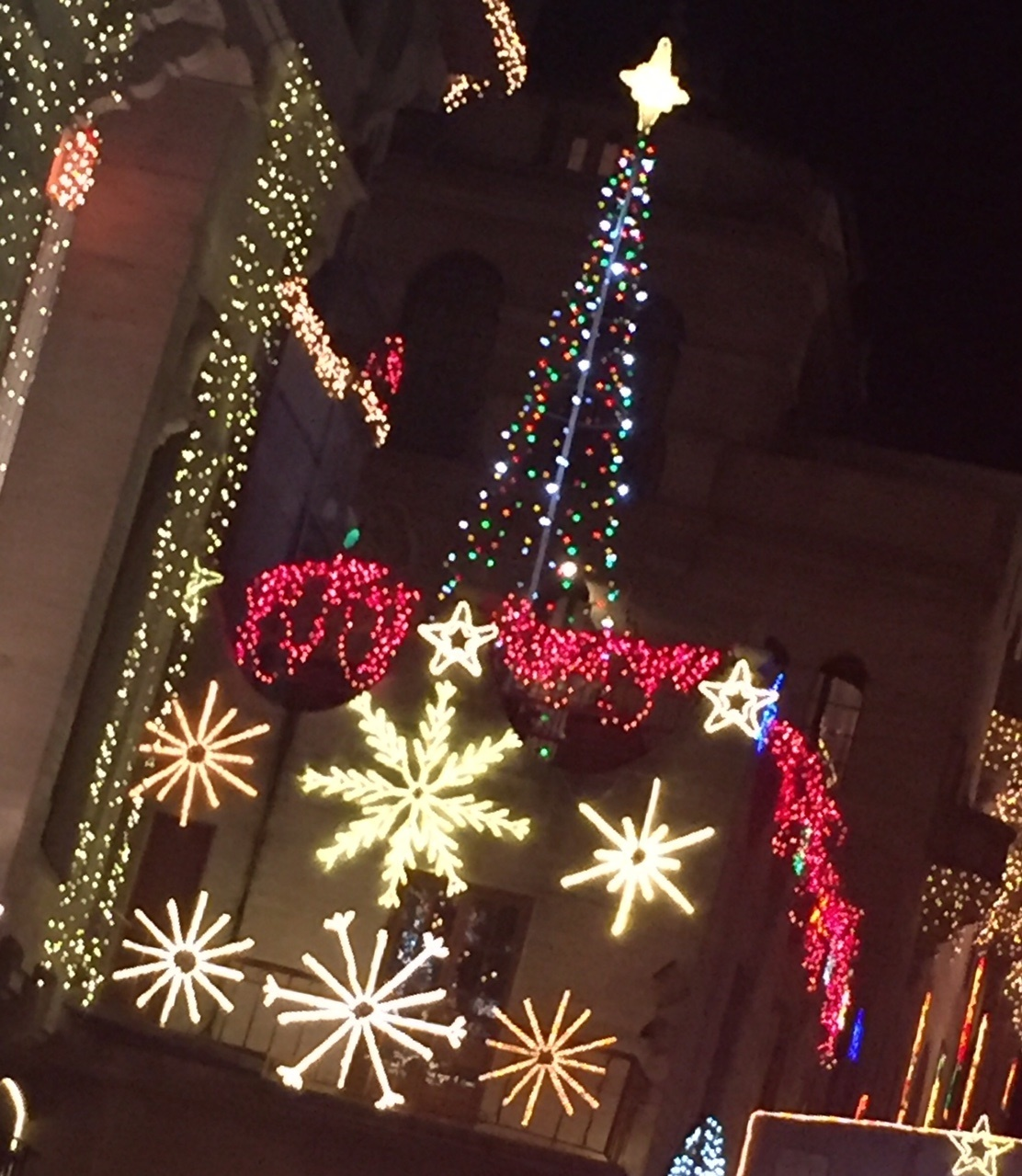 Mission Inn Festival of Lights