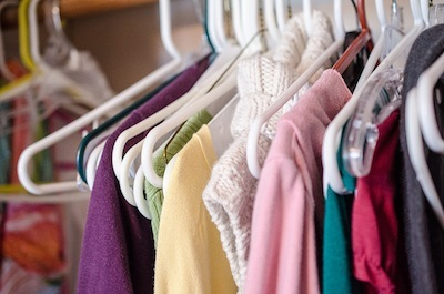 Home Repair Ideas and Resolutions: Organize Your Closets