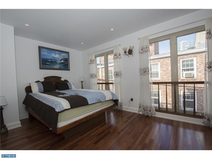 Rodman street bedroom