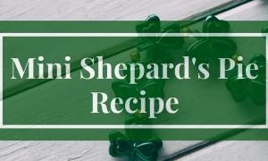 Mini Shepard's PieRecipe
