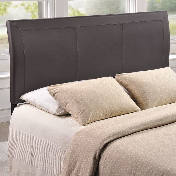 how to clean leather headboard