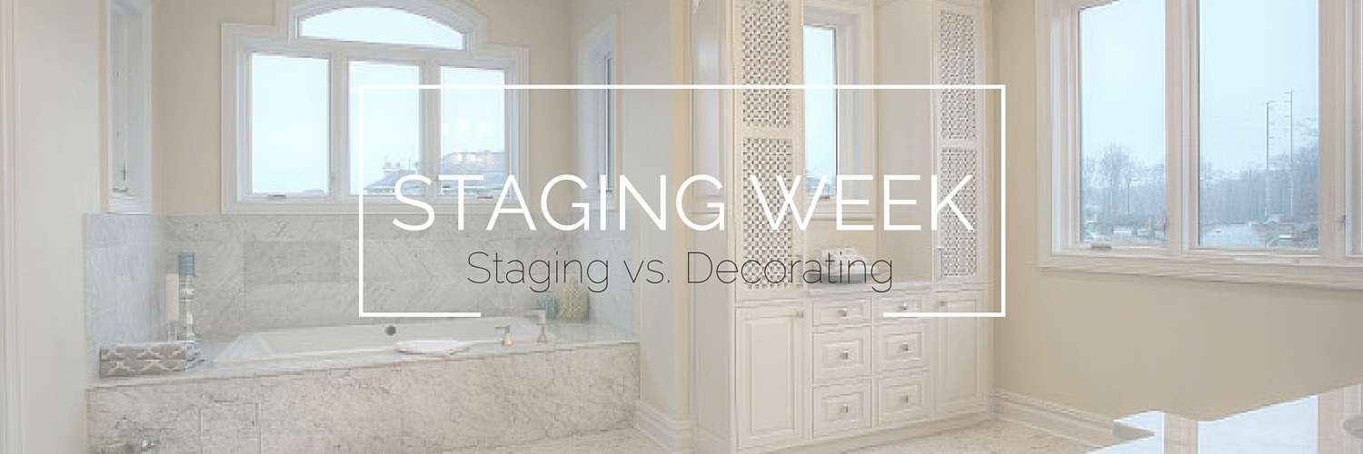 The Difference Between Staging Decorating Coldwell Banker Blue Matter
