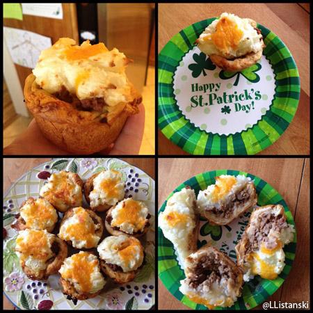 mini shepards pies