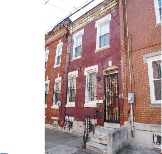 Exterior of home at 516 McClellan st
