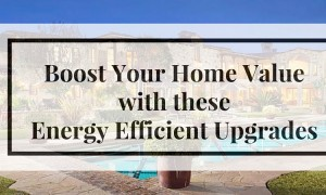 Energy Efficient Upgrades