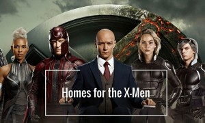 Homes for the X-Men