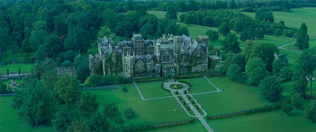 mansion-aerial