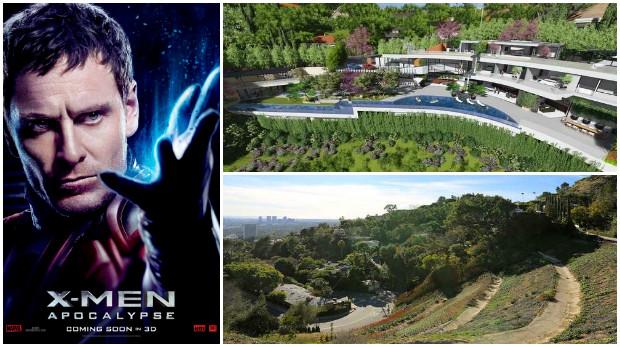 Home for Magneto X-Men