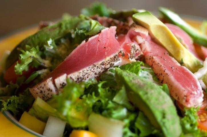- Focus is on the Tuna