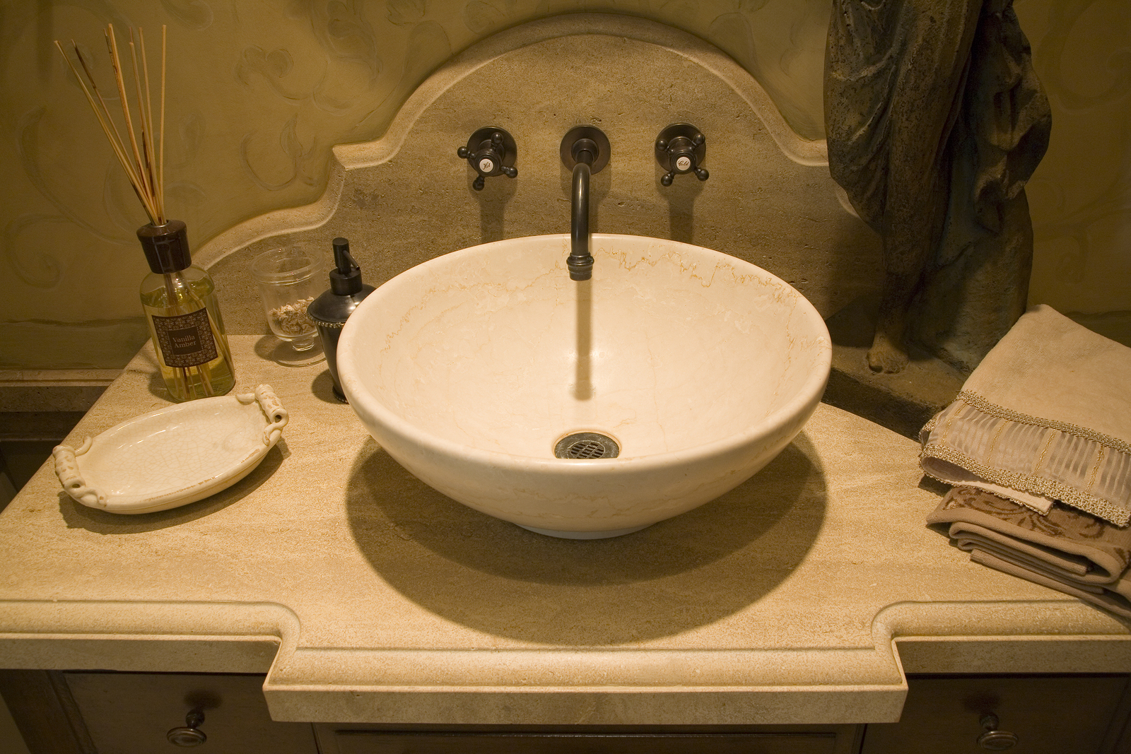 Bathroom Sink Yellow 5 sink ideas to bring your dream bathroom to life | national