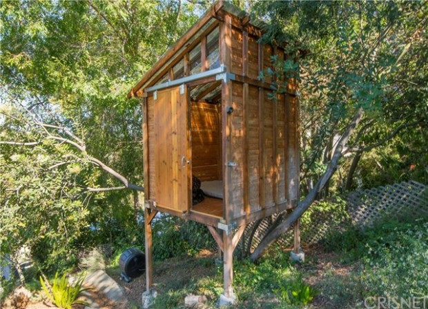 tree house_shermanoaksCA
