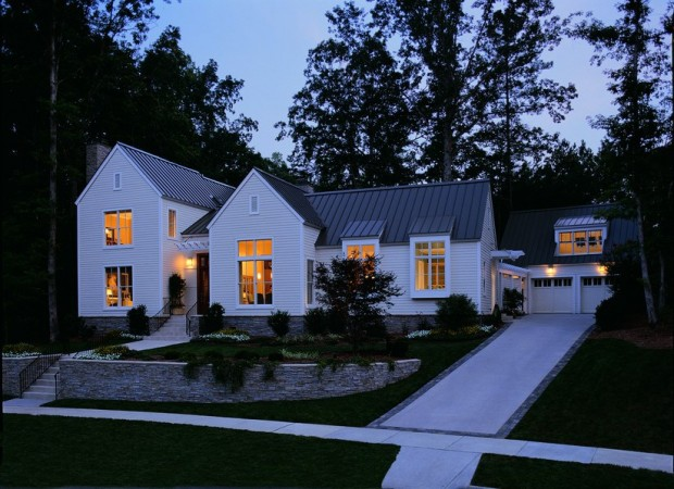 400 Series Casement Windows, White, Specified Equal Light Grilles