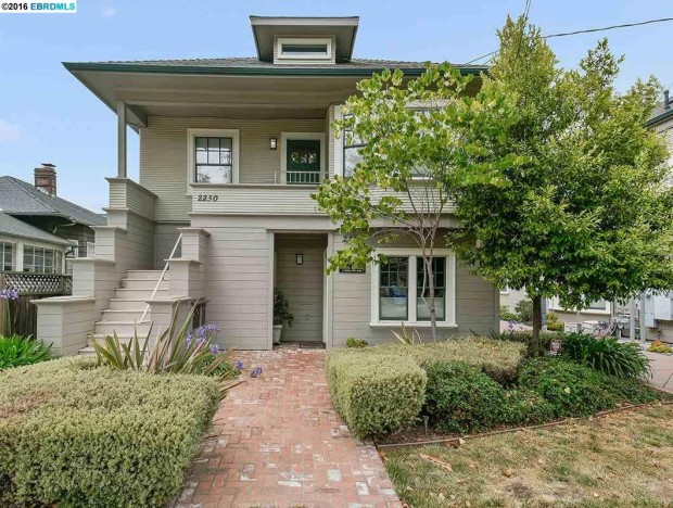 2230 6th Street, Berkeley, CA listed by Michael Schwartz with Coldwell Banker Residential Brokerage