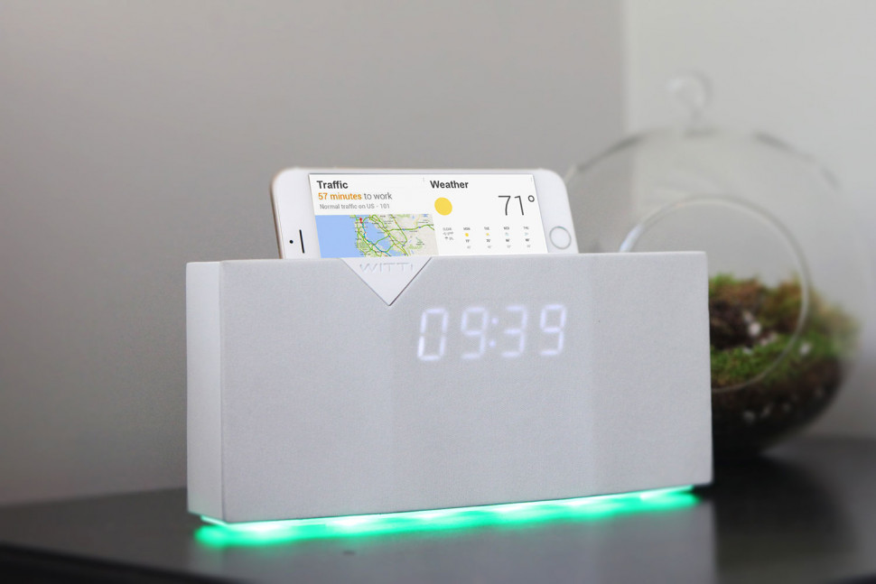beddi smart alarm clock