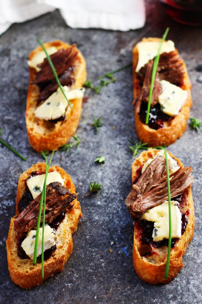 17 Elegant Appetizers For A New Year S Party Coldwell
