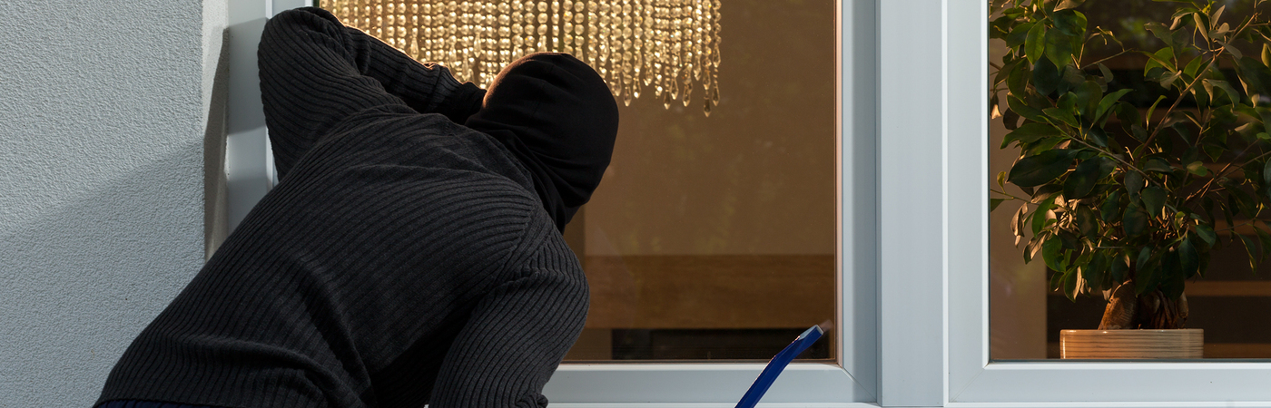 Are You Attracting A Burglar Frisco Tx Coldwell