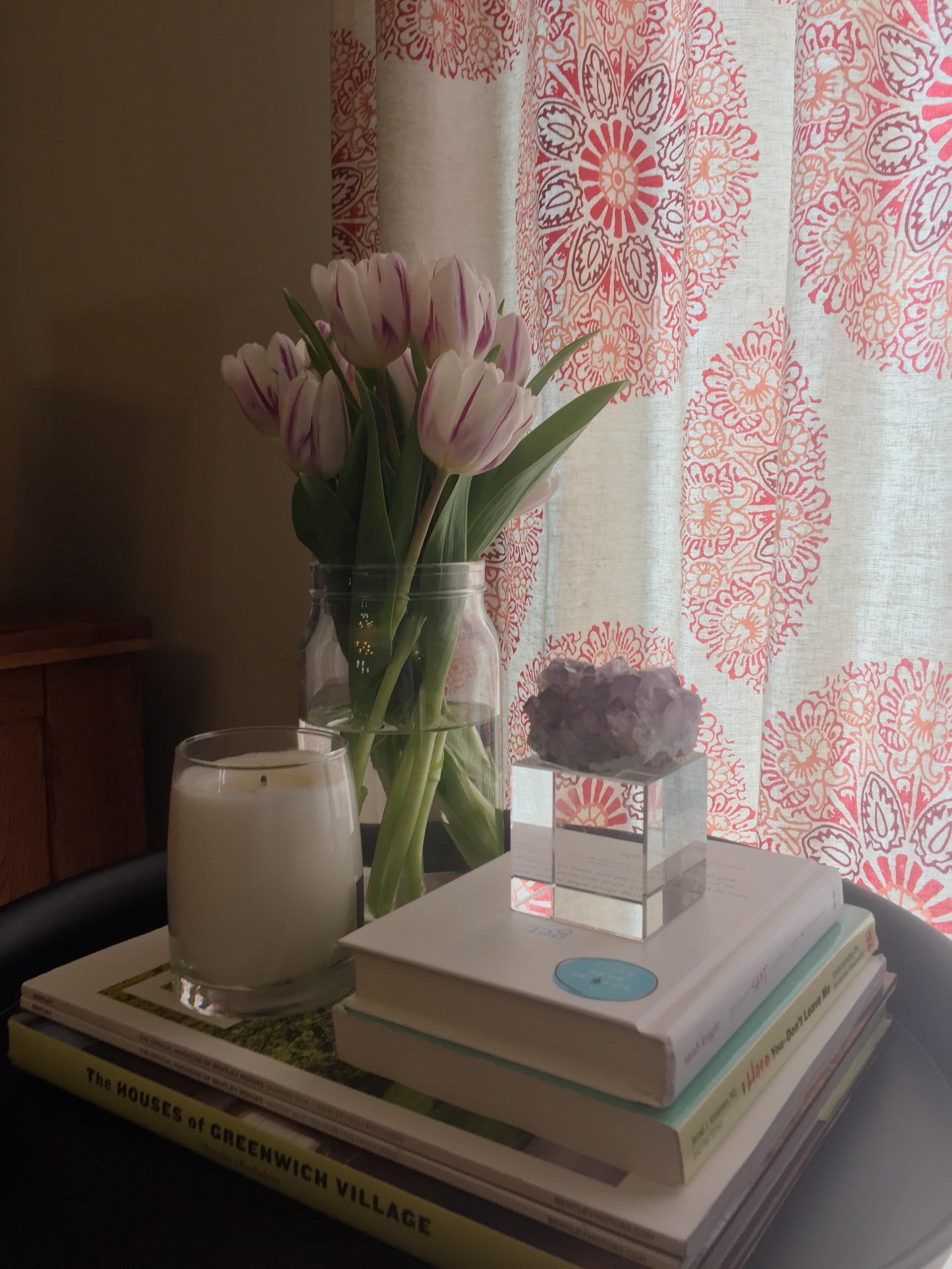 DIY Spring Refresh Example