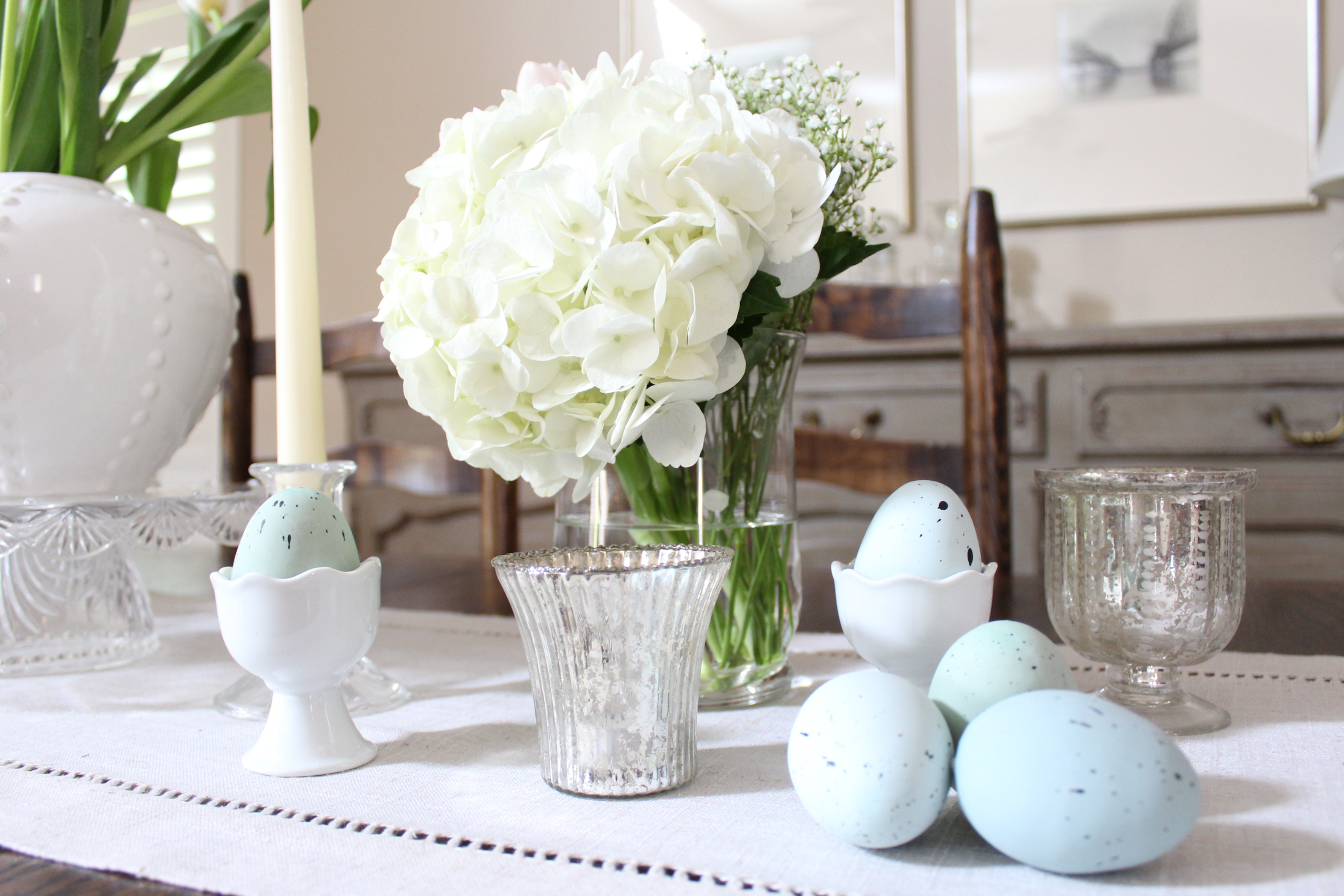 Spring Dining Accents