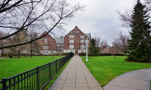 College Towns Abound