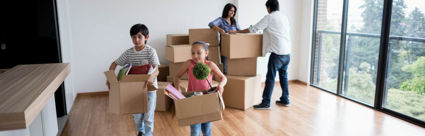 Moving Day Count Down: A Weekly Checklist