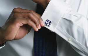 Coldwell Banker new logo pin