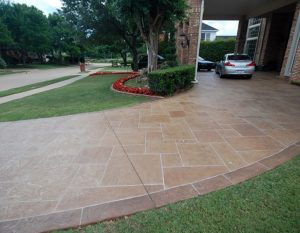 6 Decorative Ways a Concrete Driveway Can Boost Your Home's Curb